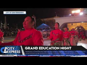 City Express News: Grand Education Night