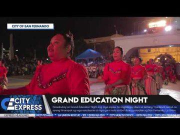 City Express News: Grand Education Night