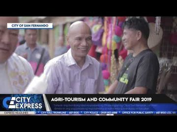 #CityExpressNews: Opening of the Agri-Tourism and Community Fair 2019 Final Edit 2019030
