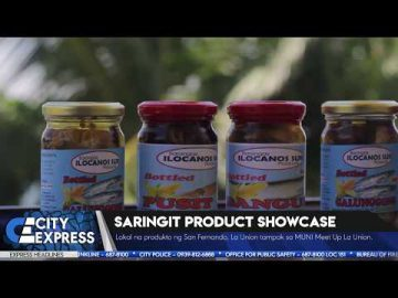 #CityExpressNews: Saringit Product Showcase