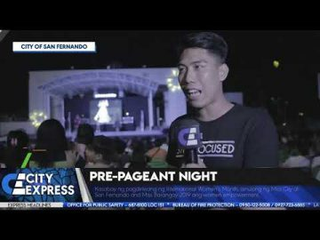 #CityExpressNews: Miss City of San Fernando Pre Pageant Night 2019