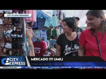 #CityExpressNews: Mercado iti Umili