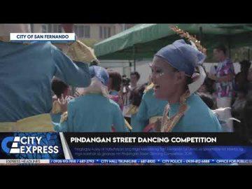 #CityExpressNews: Pindangan Street Dancing Competition 2019030