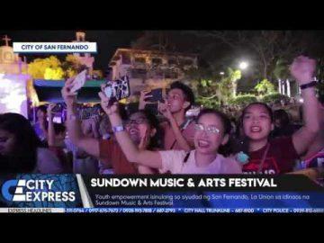 #CityExpressNews: Sundown Music and Arts Festival 2019