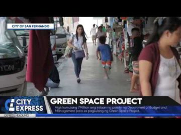 #CityExpressNews: Green Space Project