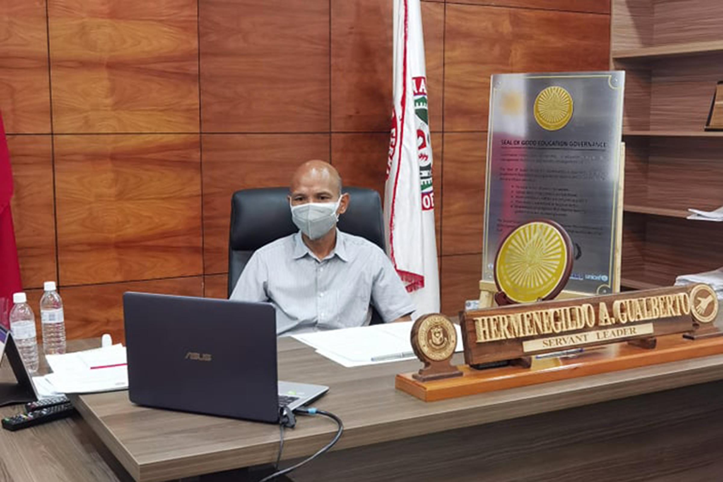 San Fernando garners 2021 Seal of Good Education Governance